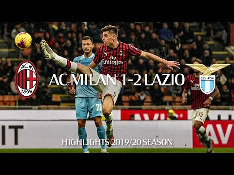 Highlights | AC Milan 1-2 Lazio | Matchday 11 Serie A TIM 2019/20