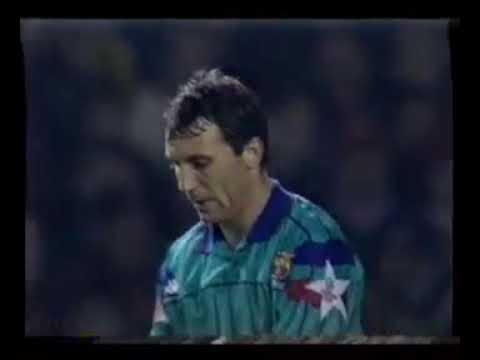 Man Utd – Barcelona. CL-1994/95 (2-2)