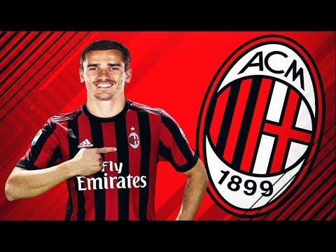 Transfer BOMBA Griezmann la Ac Milan 125.000.000 Euro || FIFA 19 Romania Ac Milan #12