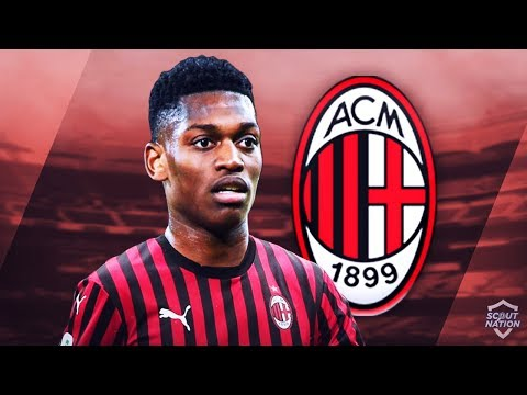 RAFAEL LEAO – Welcome to Milan – Amazing Skills, Goals & Assists – 2019 (HD)