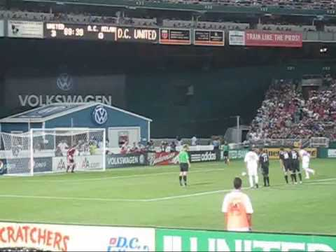 Random Clips from 'AC Milan vs DC United' (May 26, 2010)
