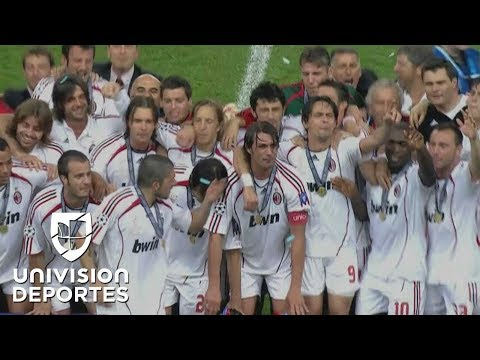 UCL Final 2007 | AC Milan 2-1 Liverpool – La revancha – RESUMEN, HIGHLIGHTS