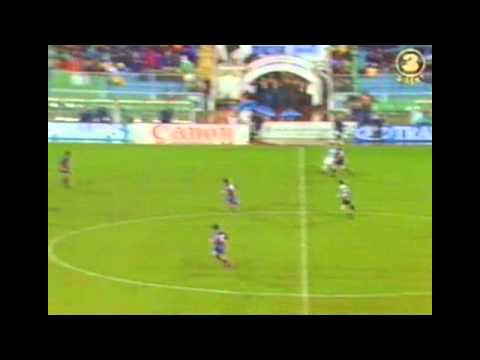 IFK GOTHENBURG – BARCELONA 1994