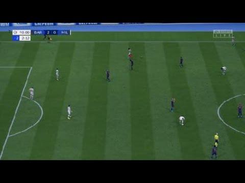 Zlatan vs Messi squad AC Milan vs Barcelona