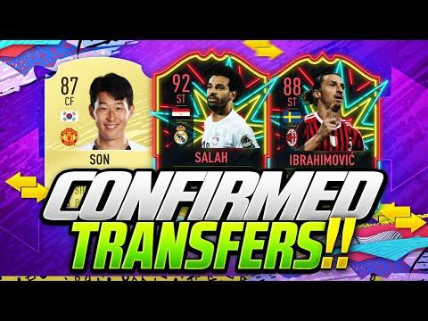FIFA 20 | NEW CONFIRMED JANUARY 2020 TRANSFERS & RUMOURS??| w IBRAHIMOVIC, H.SON & SALAH TO MADRID