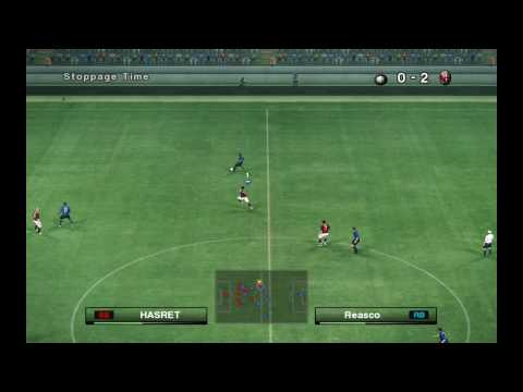 Pes 2010 B.A.L. Career Retired ( Jubile ) A.C. Milan – Inter