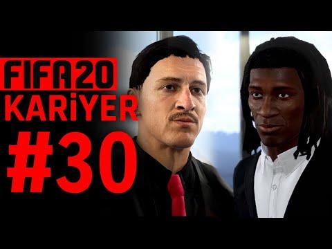 FIFA 20 KARİYER #30 // KUTSAL ÇOCUK İZ BACK!! AC MİLAN'DAN TRANSFER ŞOV!!