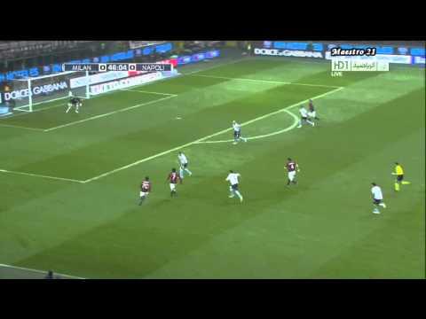 Highlights AC Milan 3-0 Napoli – 28/02/2011