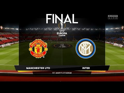 Europa League Final 2020 – Manchester United vs Inter Milan