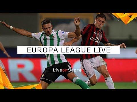 Betis vs AC Milan – UEFA Europa League 2018/2019