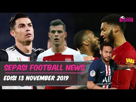 Kelanjutan Drama Ronaldo ? Sterling dan Joe Gomez Sudah Berdamai ? AC Milan Siap Tampung Xhaka ⚽