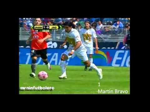 Los 5 Mejores Goles de la Jornada 12 del Apertura 2010 Futbol Mexicano