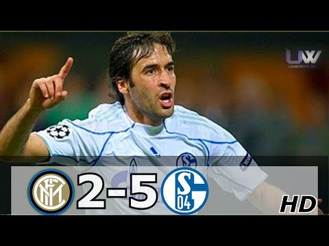 Inter Milan vs Schalke 04 2-5 | EUROPEAN CHAMPIONS HUMBLED – 2011