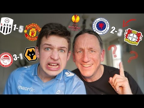OUR Round of 16 EUROPA LEAGUE PREDICTIONS