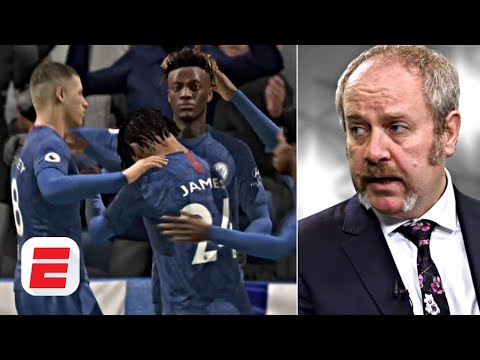 FIFA 20 Chelsea vs. Man United predictions: It's all about finishing fourth! | Exploding Heads