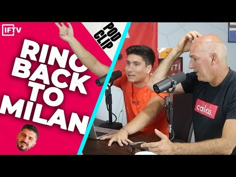 Why AC Milan Must Sack Giampaolo & bring back Gattuso | Podcast Highlights