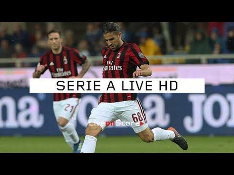 AC Milan vs Parma – Serie Tim A 2018/2019