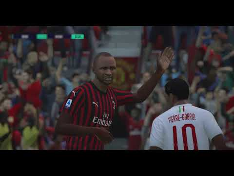 [FIFA_ONLINE 4] AC Milan 3 goals highlight