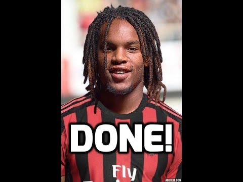BREAKING: Renato Sanches is an A.C Milan player!