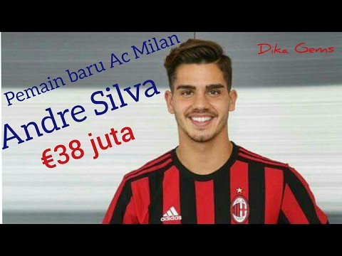 Transfer 2017 Ac Milan sign Andre Silva | The Next Cristiano Ronaldo