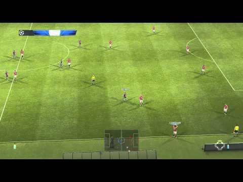 PES13| Champions League Achtelfinale HS AC Milan vs Barcelona Saison | 12/13
