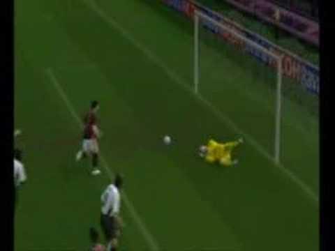 UEFA Champions League – Semifinals – Milan vs Manchester