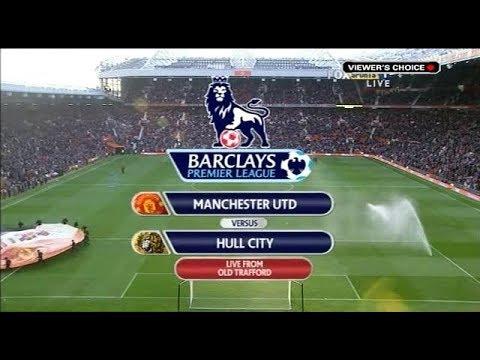 Full Match – Manchester United 4-3 Hull City (01/11/2008)