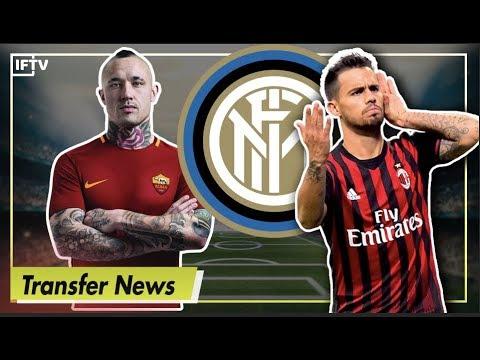 NAINGGOLAN & SUSO to Inter, CANDREVA to AC Milan?! | Serie A Transfer News