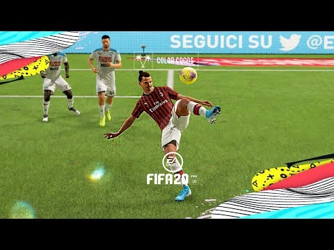 FIFA 20 | ZLATAN IBRAHIMOVIC ►Goals & Skills (AC MILAN)