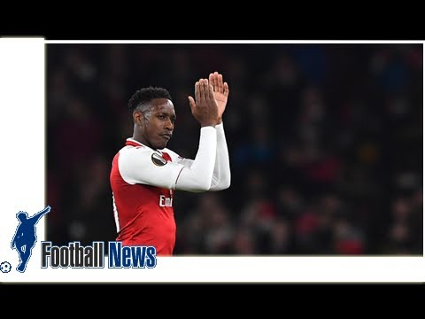 UEFA Europa League: Danny Welbeck powers Arsenal past AC Milan | by Football Latest News