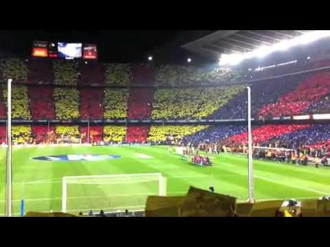 El Clasico FC Barcelona vs. Real Madrid CF 5-0 Camp Nou 2010/11/29