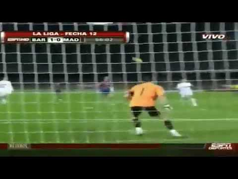 [HQ] Barcelona 1 – 0 Real Madrid  El Clásico 29/11/09