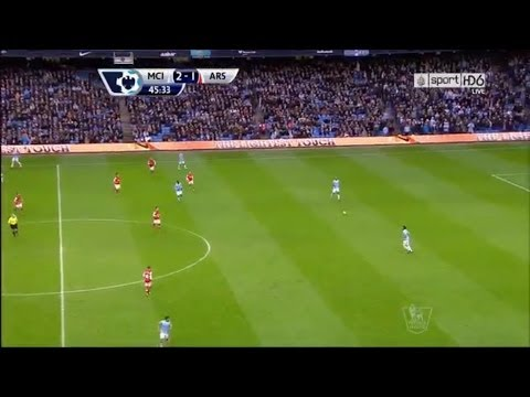 Manchester city vs Arsenal 6-3  All Goals and Highlights HD 14.12.2013