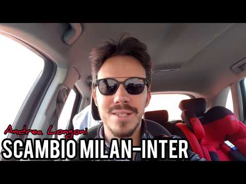 CALCIOMERCATO, SCAMBIO TRA MILAN E INTER?! – ANDREA LONGONI – MILAN HELLO #calciomercato #acmilan