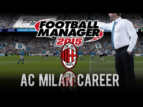 AC MILAN | FOOTBALL MANAGER 2015 | EP2 – Juventus