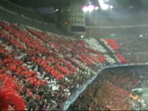Milan-Manchester Utd Ch.Leaugue 06-07 Live from S.Siro
