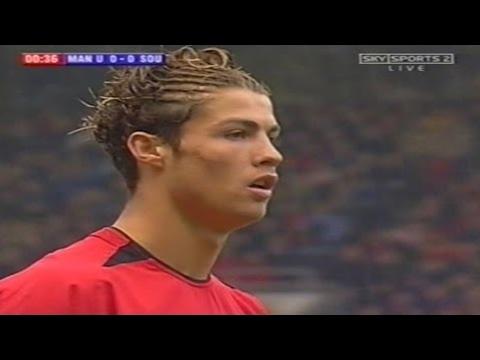 Manchester United vs Southampton (31/01/2004)  – Full Match