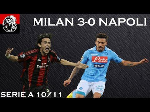 MILAN-NAPOLI 3-0 28/02/2011 HIGHLIGHTS