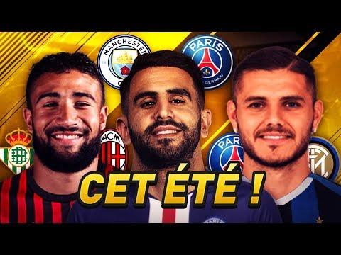 CES GRANDS JOUEURS VONT CHANGER DE CLUB À L'ÉTÉ 2020 !
