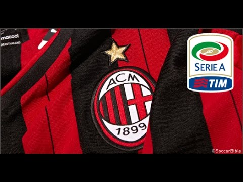 Pes 2015 sassuolo vs ac milan [calcio serie a] match highlight