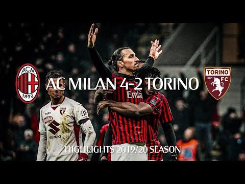 Highlights | AC Milan 4-2 Torino (AET) | Coppa Italia Quarterfinals 2019/20