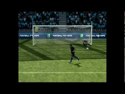 FIFA 12 – Penalty Shootout between AC Milan n' Manchester City [FIFA 12 DEMO]