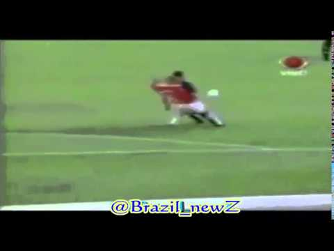 Edmundo historical magical fantasy goal Vs Manchester United   2000 Club World Championship