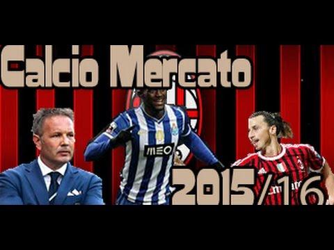 Milan tutte le news allenatore calcio mercato giugno 2015 Mihajilovic Ibrahimovic Jackson Martinez