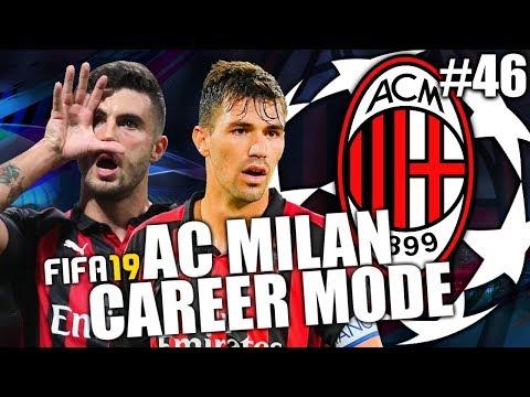FIFA 19 | AC MILAN CAREER MODE | #46 | TO THE FINAL WE GO?