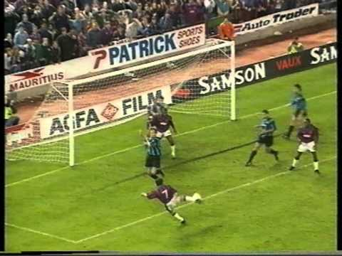 Aston Villa vs Inter Milan – UEFA Cup 1994/95 – Oh, It Must Be!
