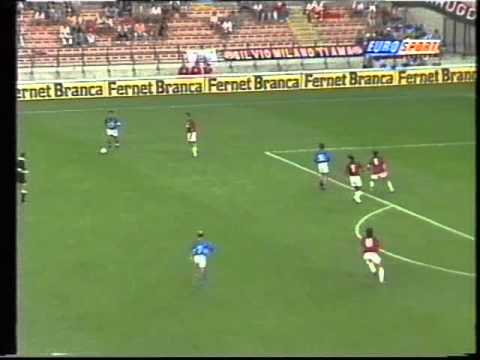 Supercoppa Italiana 1994: AC Milan vs Sampdoria – 1994.08.28 –