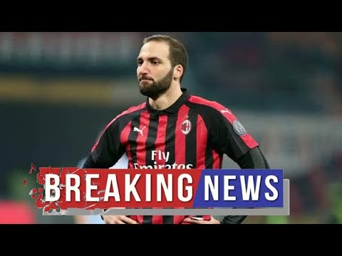 Chelsea transfer news: Gonzalo Higuain only learned of AC Milan twist in December – Fass claims