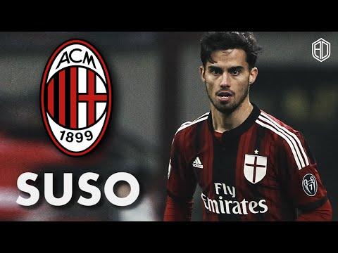 Suso ● Goals, Skills & Assists ● AC Milan ● 2015/16 ● HD