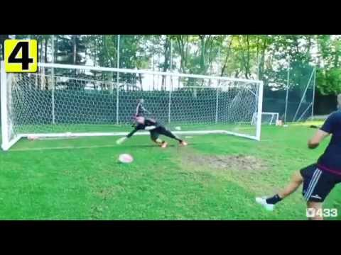Great Save Penalty from Gianluigi Donnarumma (AC Milan 2015) GoalKeeper 16th